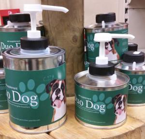 De Paarden Oppas Service adviseert het gebruik van Duo Dog