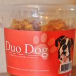 Duo Dog Snacks verkrijgbaar bij www.PaardenOppasService.nl