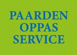 Logo Paarden Oppas Service
